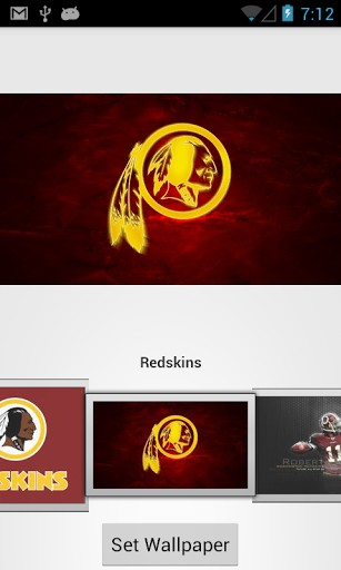 Redskins Wallpaper featuring RGIII and the Washington Redskins 307x512