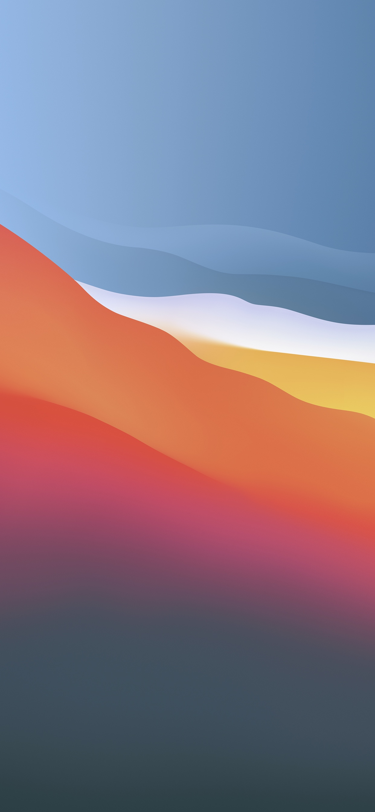 Download these modified iOS 14 and Big Sur wallpapers 1242x2688