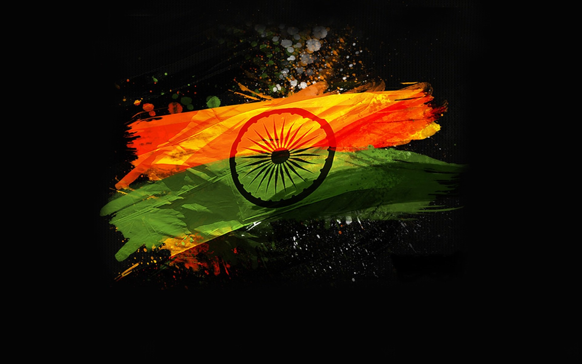 India Flag Hd: Indian Flag HD Wallpaper