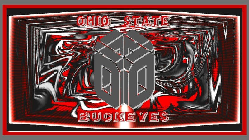 BUCKEYES 3D GRAY BLOCK O OS BUCKEYES Sports Basketball HD Wallpaper 800x450