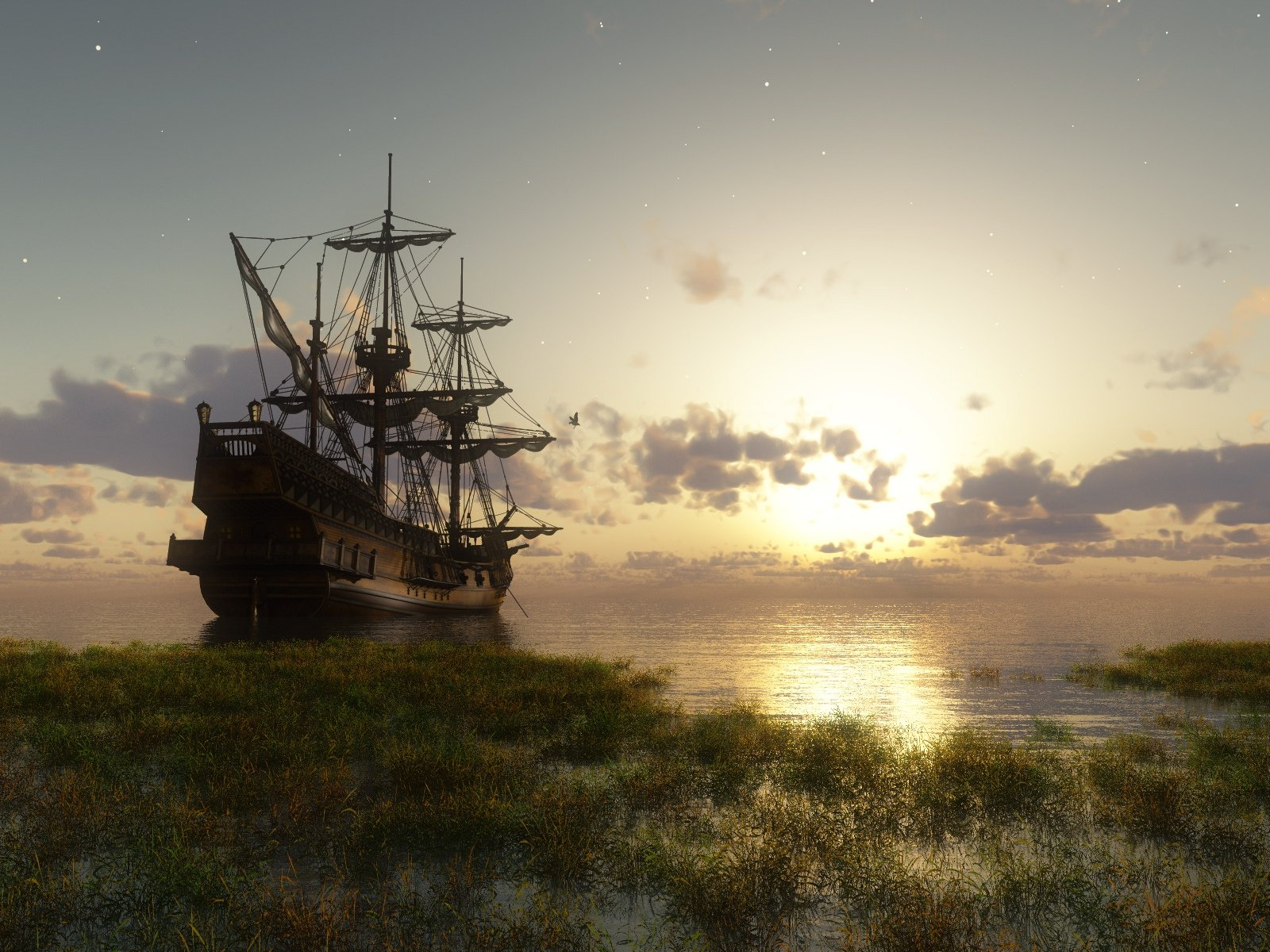 Great Sailing Ships 3D   Photo 14 of 36 phombocom 1600x1200
