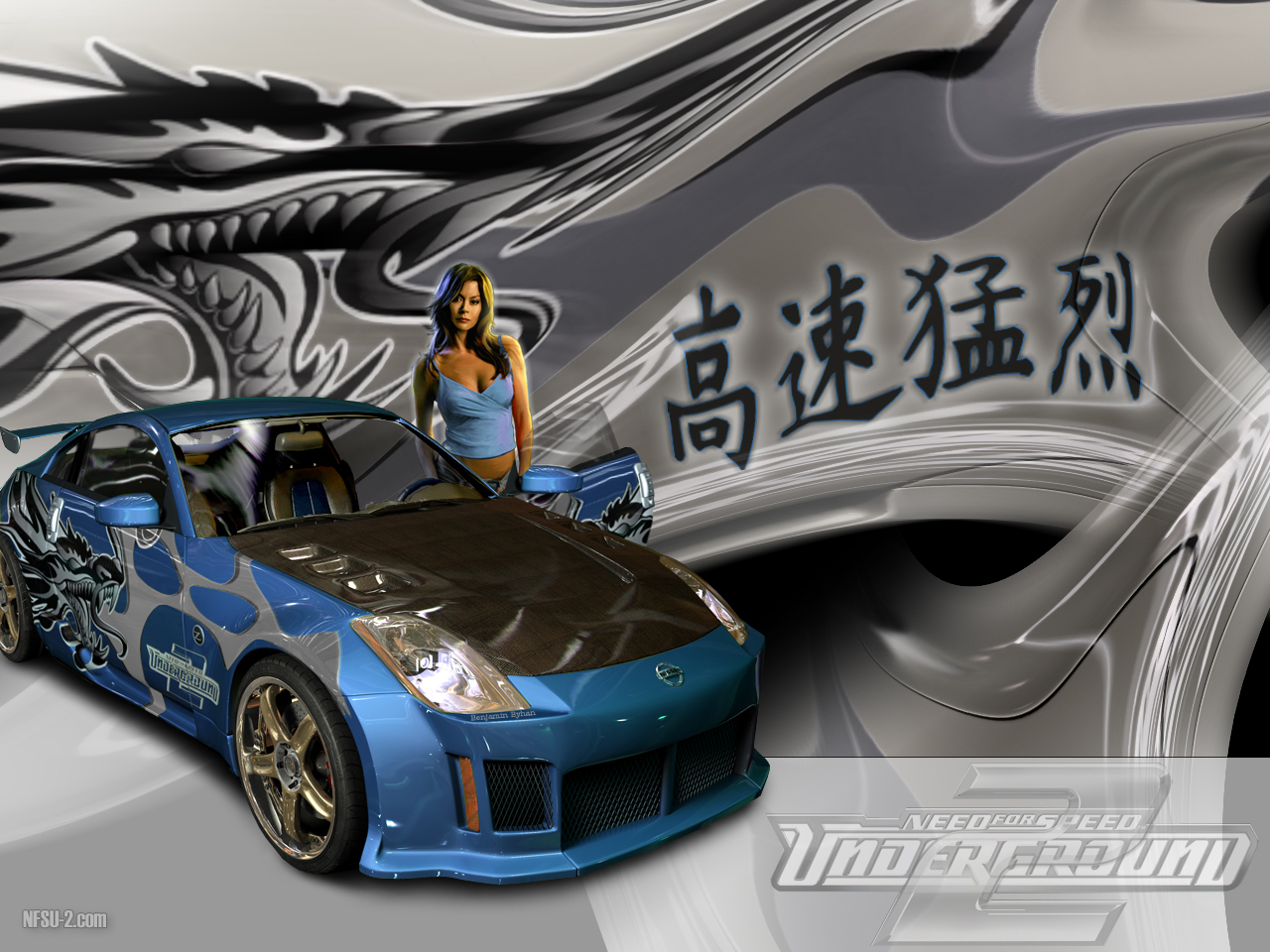 49 need for speed underground wallpaper on wallpapersafari - Need for speed underground 1 wallpaper ...