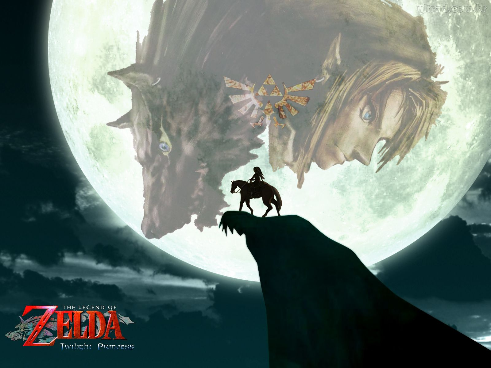 legend of zelda twilight princess World game 1600x1200