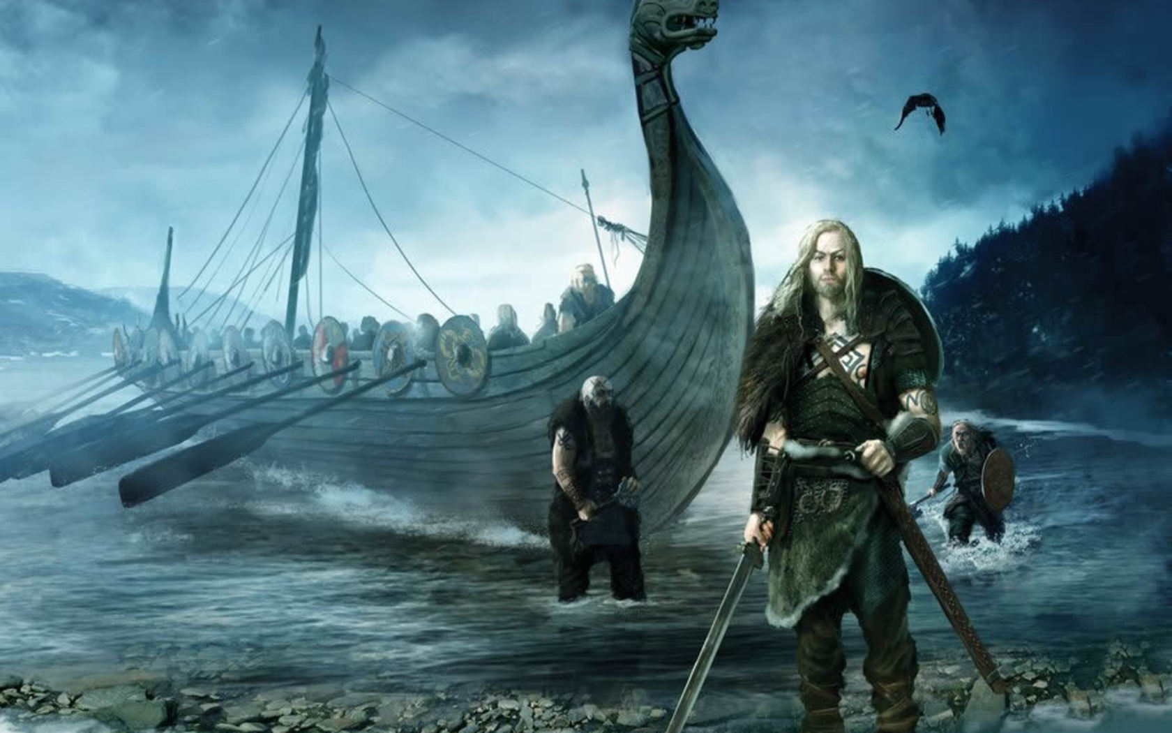 Ultra HD Viking 4K Wallpapers 1680x1050 download on 1680x1050