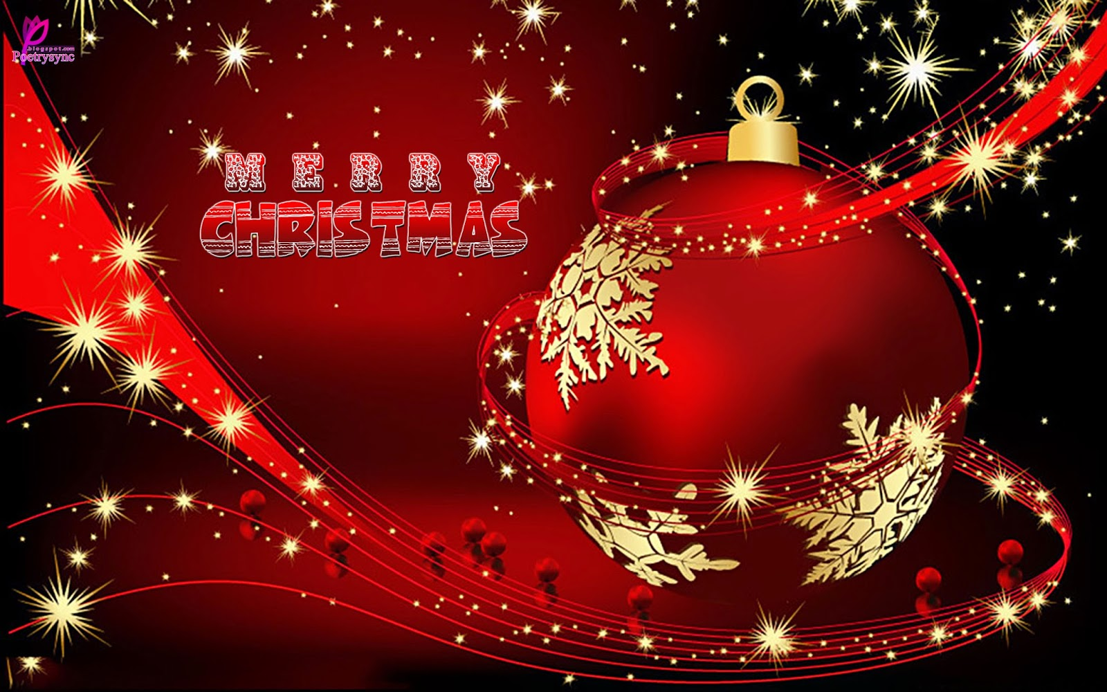 Beautiful Christmas Wallpapers Wallpaper Wallpapersafari
