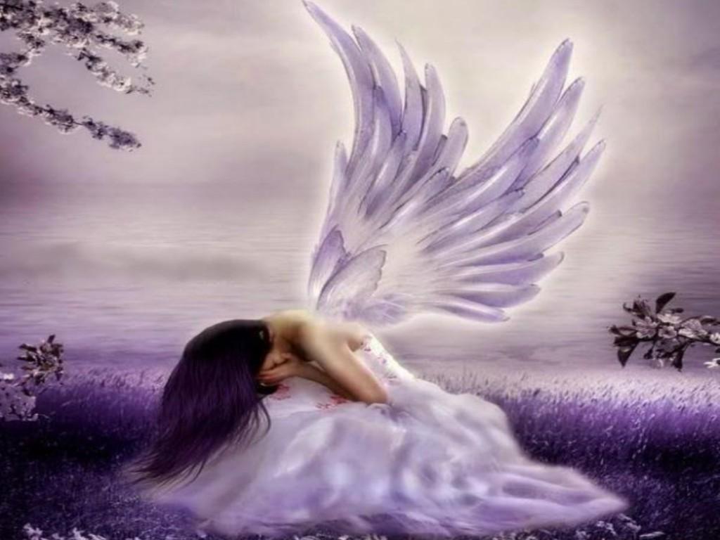 Crying Angel   Angels Wallpaper 20162613 1024x768