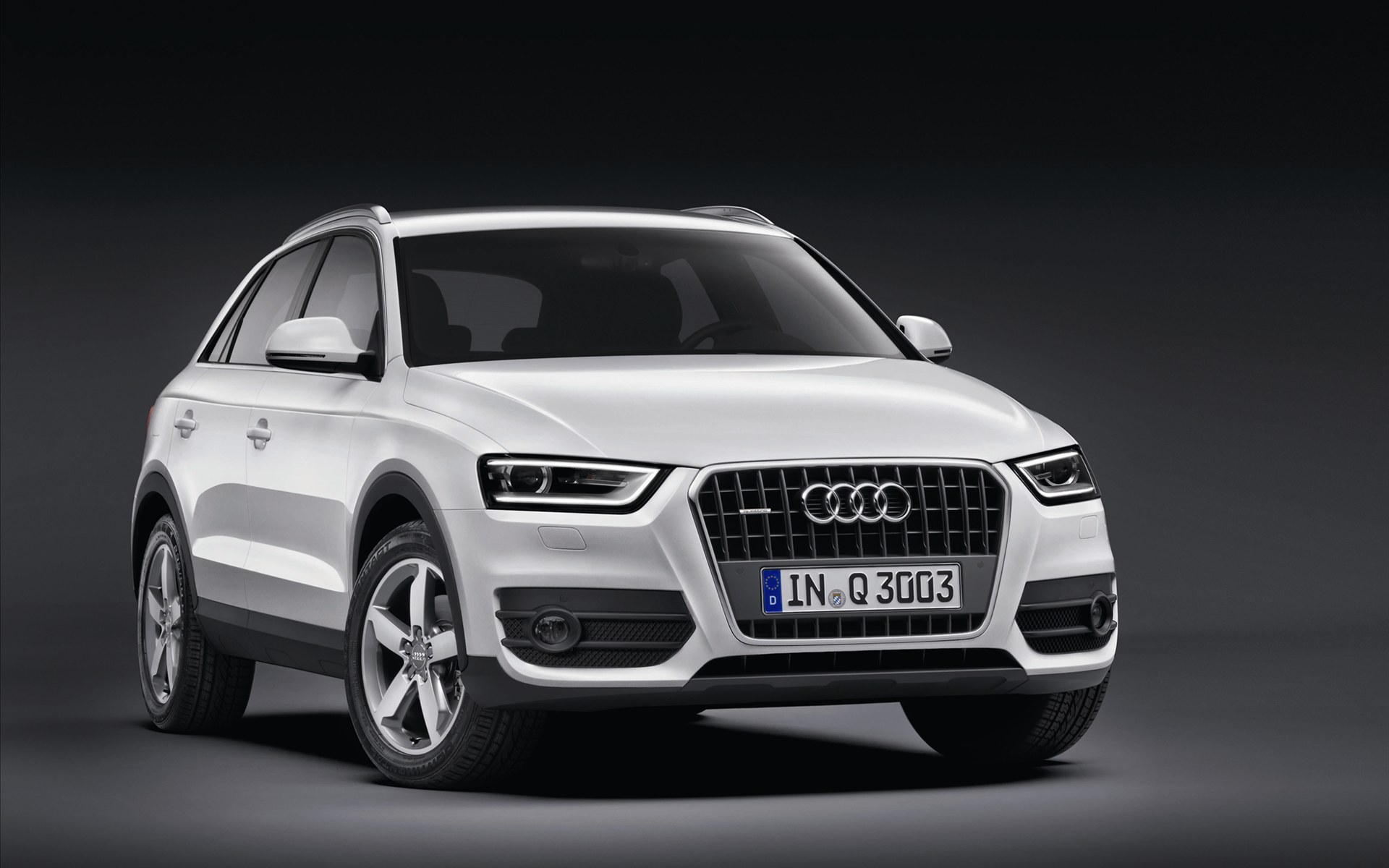 2012 AUDI Q3 Wallpaper HD Car Wallpapers 1920x1200