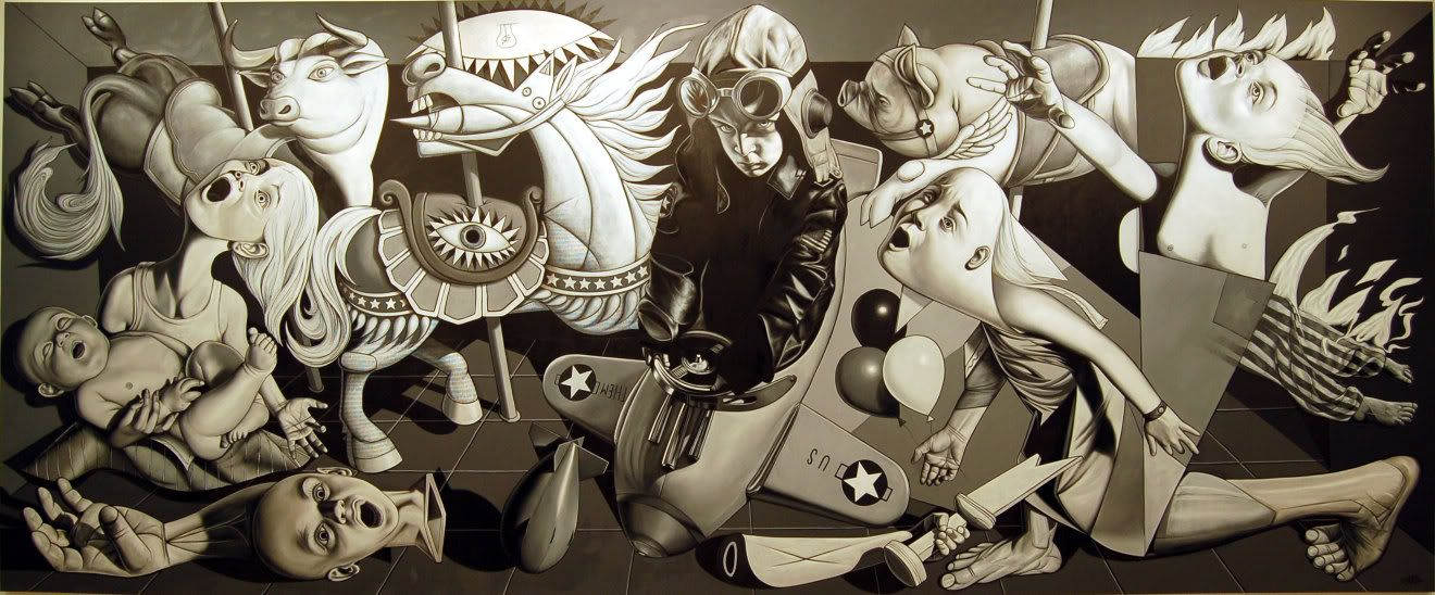 Guernica Wallpapers 1320x548