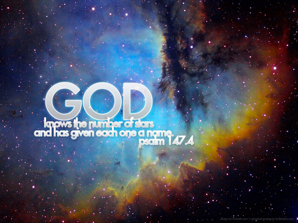 Psalm 1474   Numbered Wallpaper   Christian Wallpapers and 1024x768