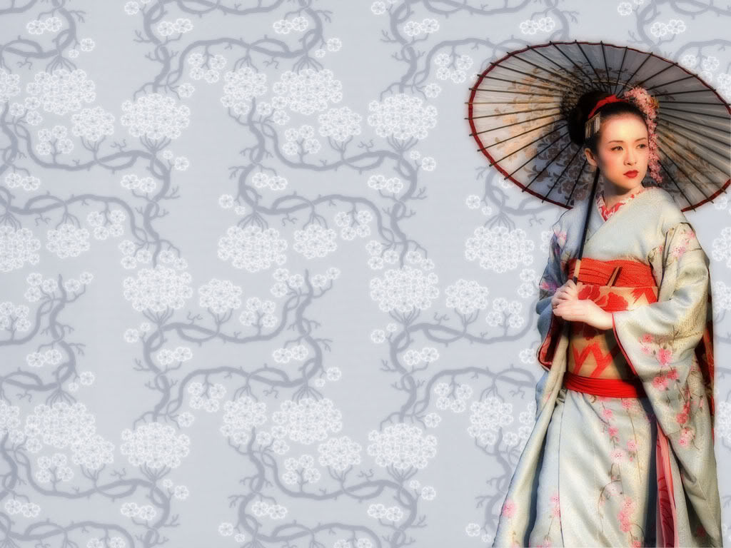 geisha 705jpg   Wallpaper   FotoGambar Umum 1024x768