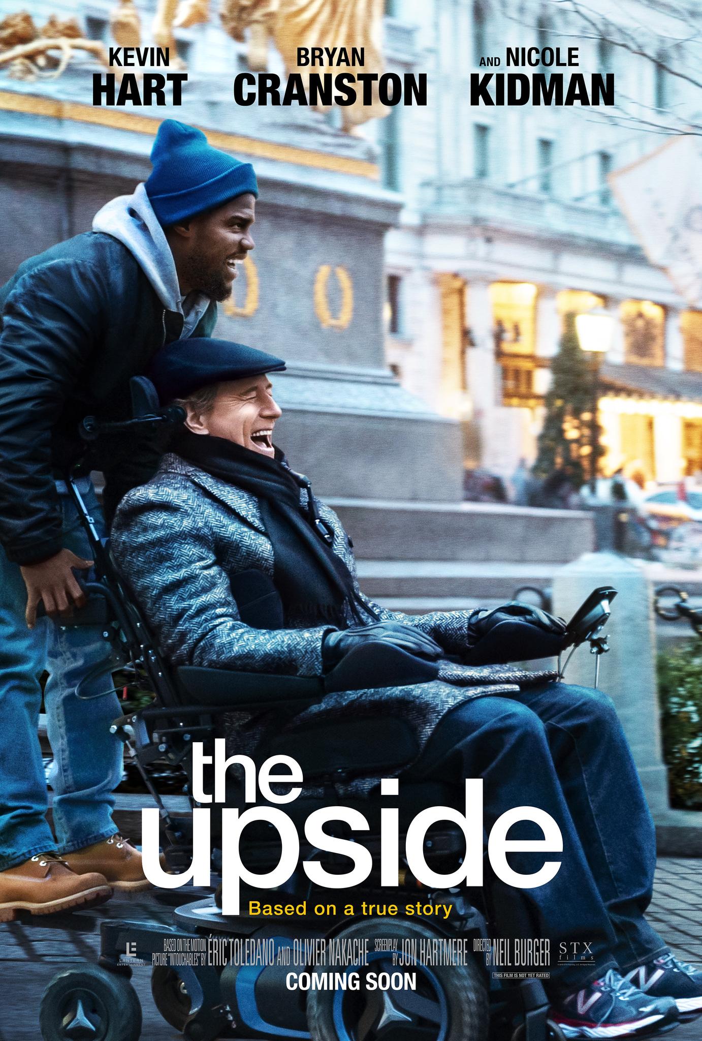 The Upside 2017   IMDb 1382x2048