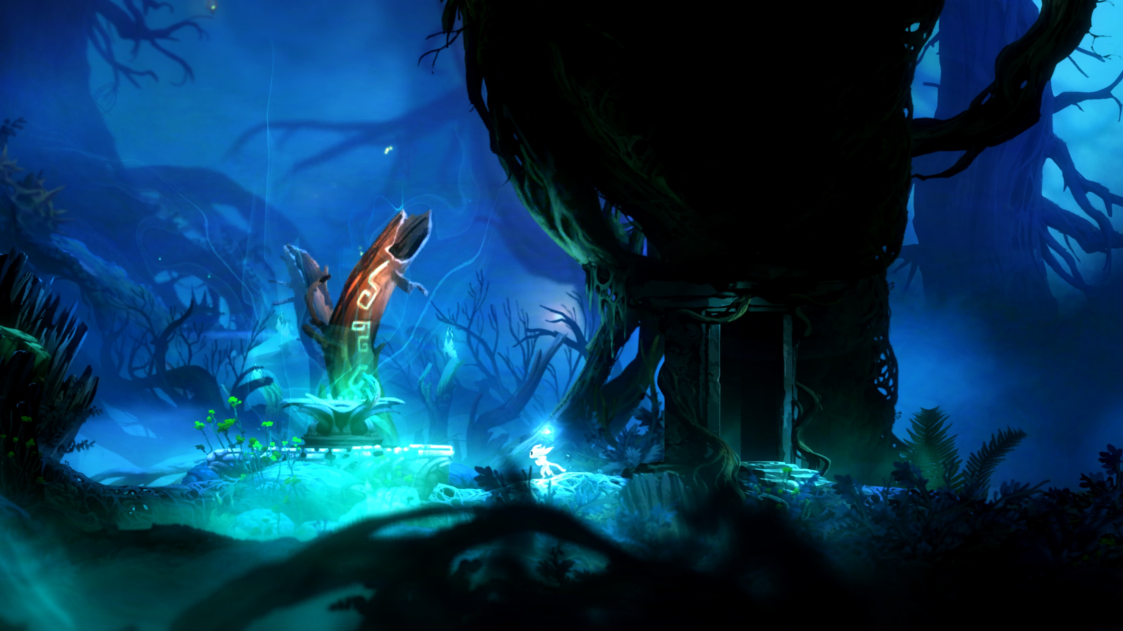 Ori and the Blind Forest Backgrounds 4K Download