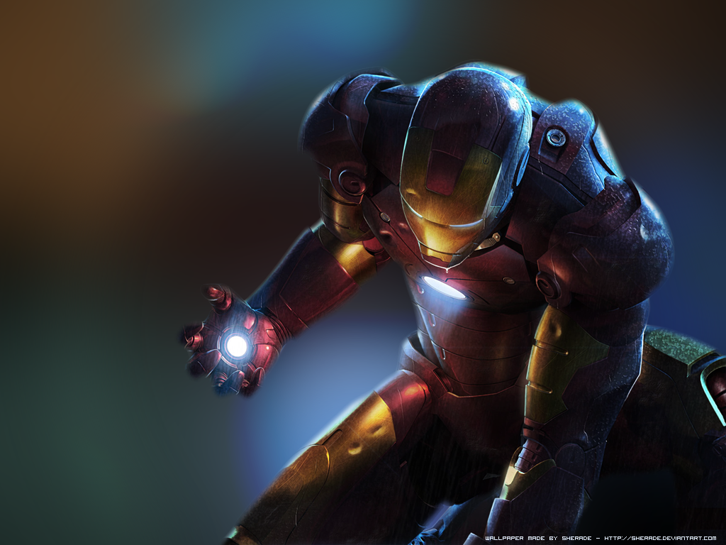 Iron Man Wallpaper   Iron Man 3 Wallpaper 31673332 1024x768