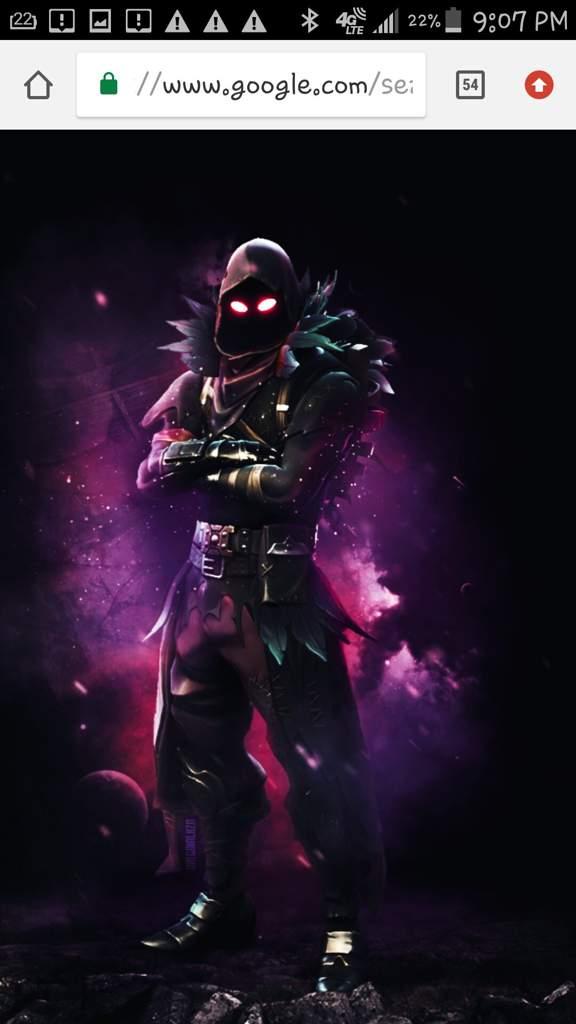 Awesome raven skin wallpaper Fortnite Battle Royale Armory Amino 576x1024