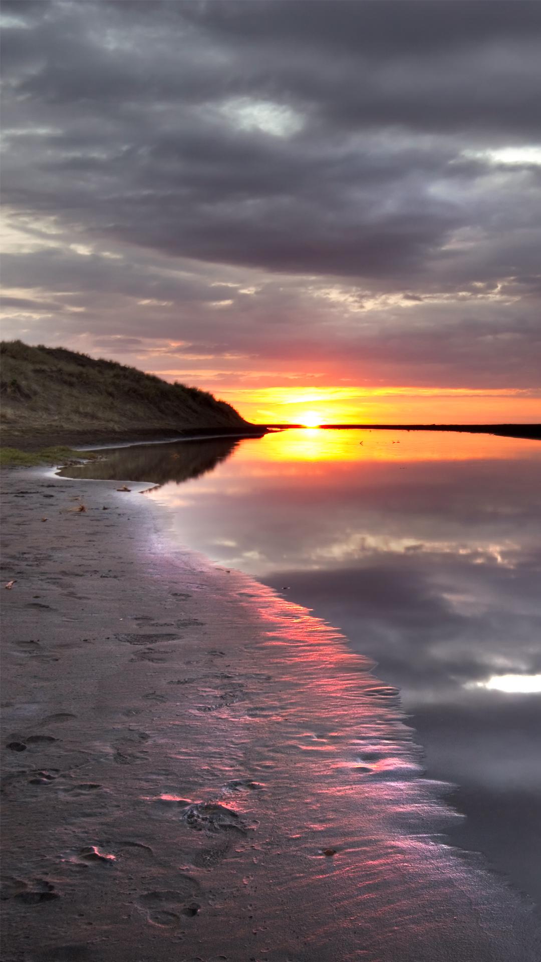 Art Sunset iPhone 7 Plus Wallpaper Gallery Yopriceville   High 1080x1920