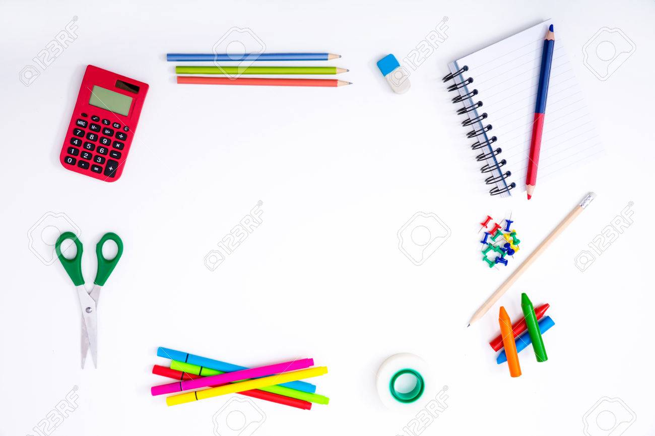 Doing Some Homework After School Background Stock Photo Picture 1300x866