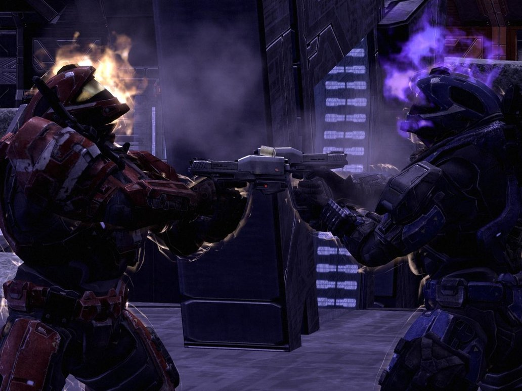 Halo Reach Epic Battle Of Halo by purpledragon104 1032x774