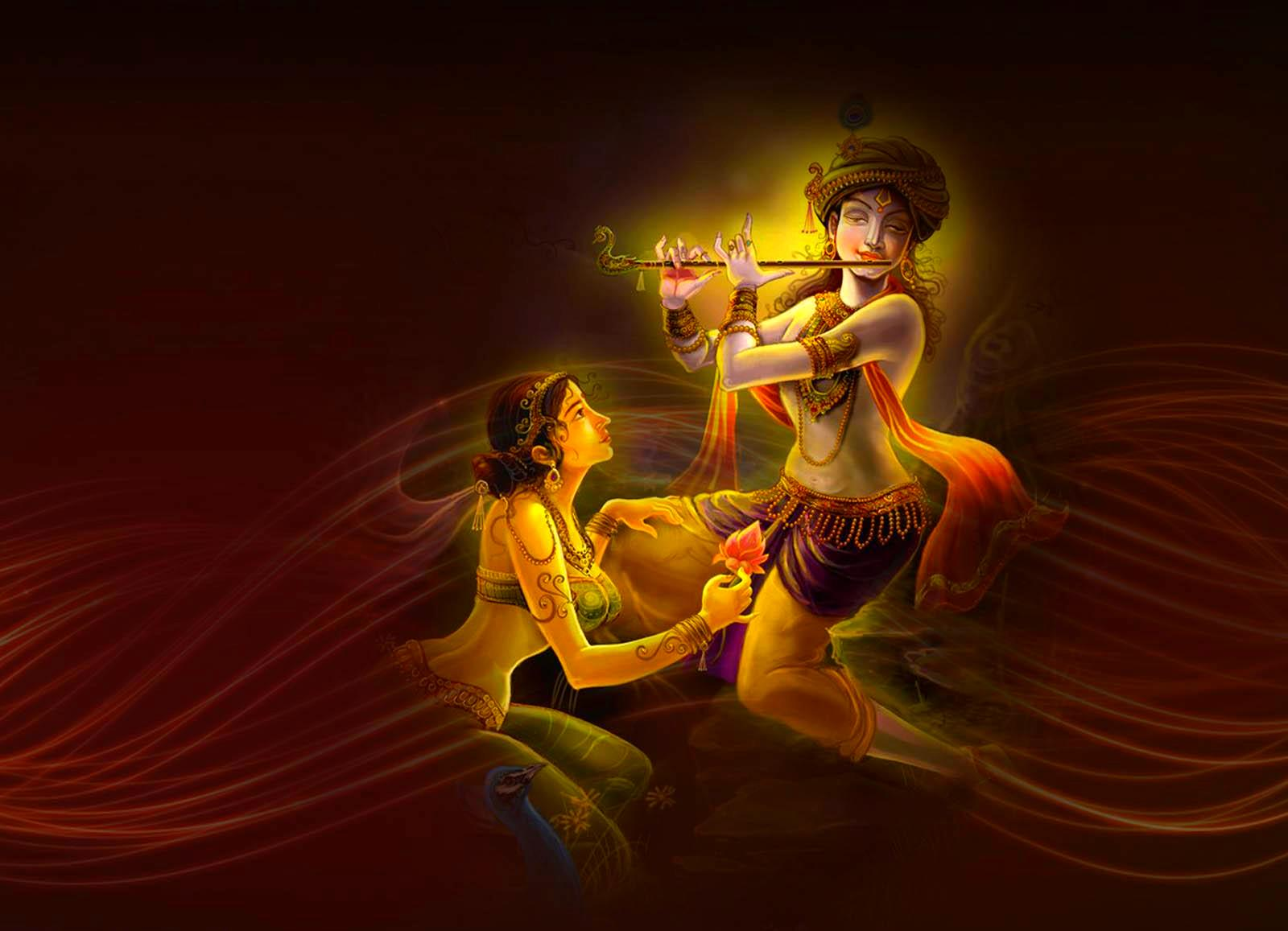Lord Krishna Wallpapers Hd Wallpapersafari