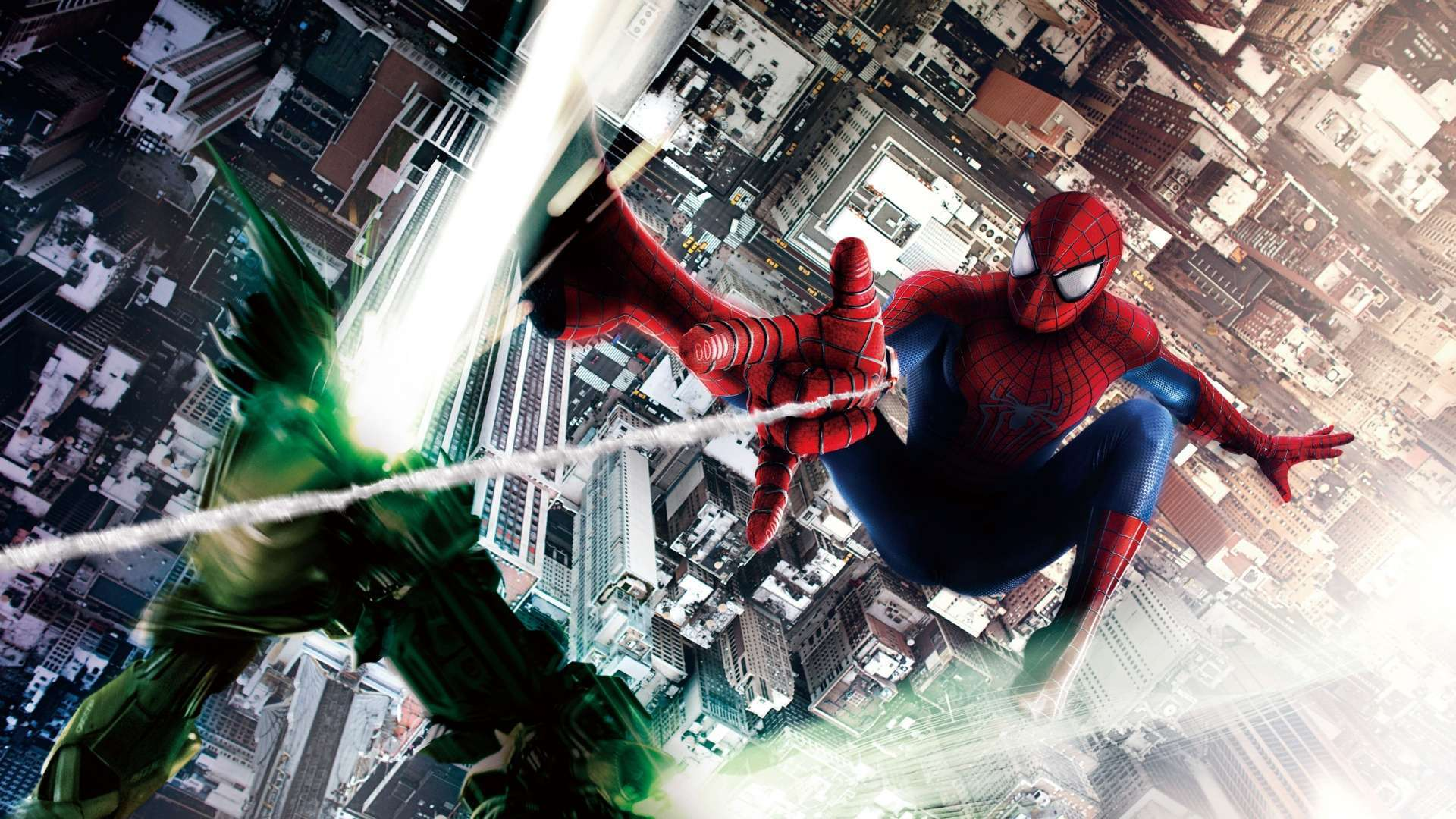 Wallpaper Hd Wallpaper The Amazing Spider Man 2 Imax 1080p Upload at 1920x1080