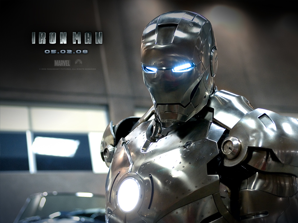 Iron Man 2 strikes back boxoffice HQ Wallpapers Ozone Eleven 1024x768