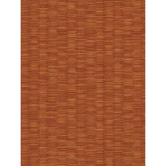 Kathy Ireland Reddish Brown Faux Wicker Rattan Wallpaper NL58244 650x650