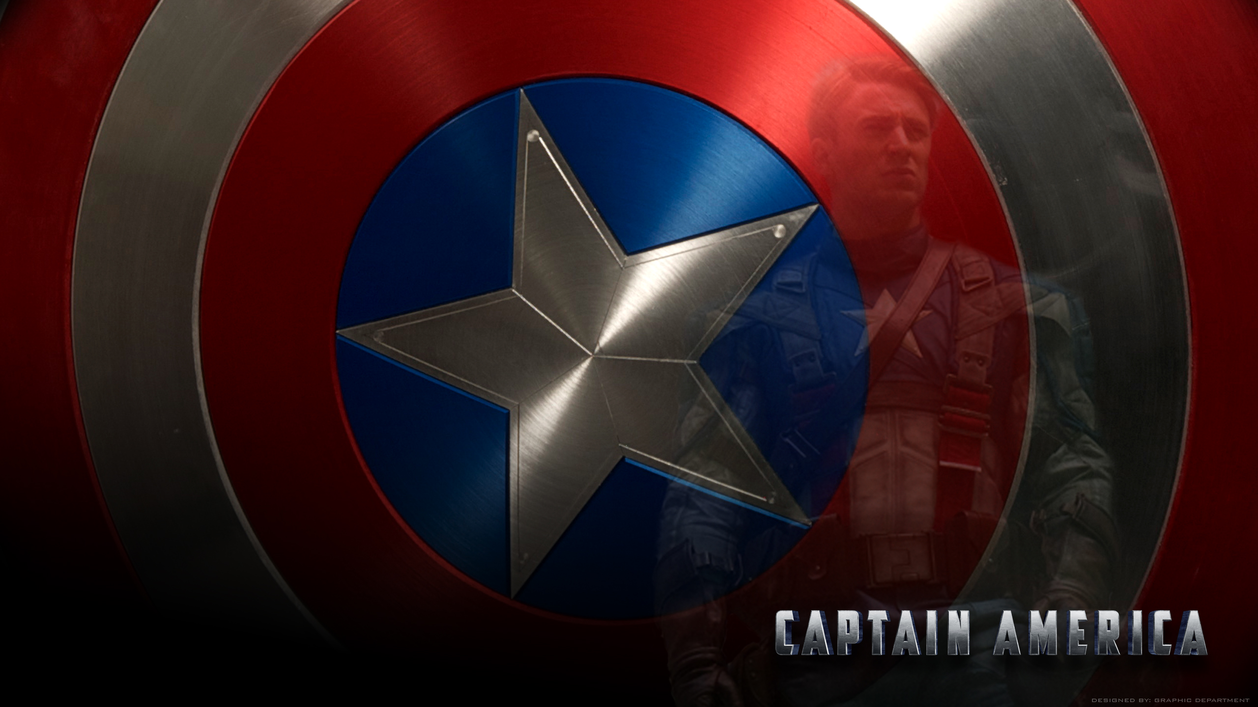 Captain America Wallpapers Awesome Wallpapers 2560x1440