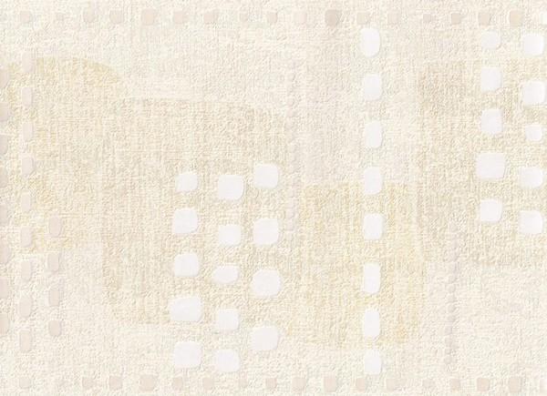 Cream Emboss Squares Wallpaper Border   Contemporary 600x435