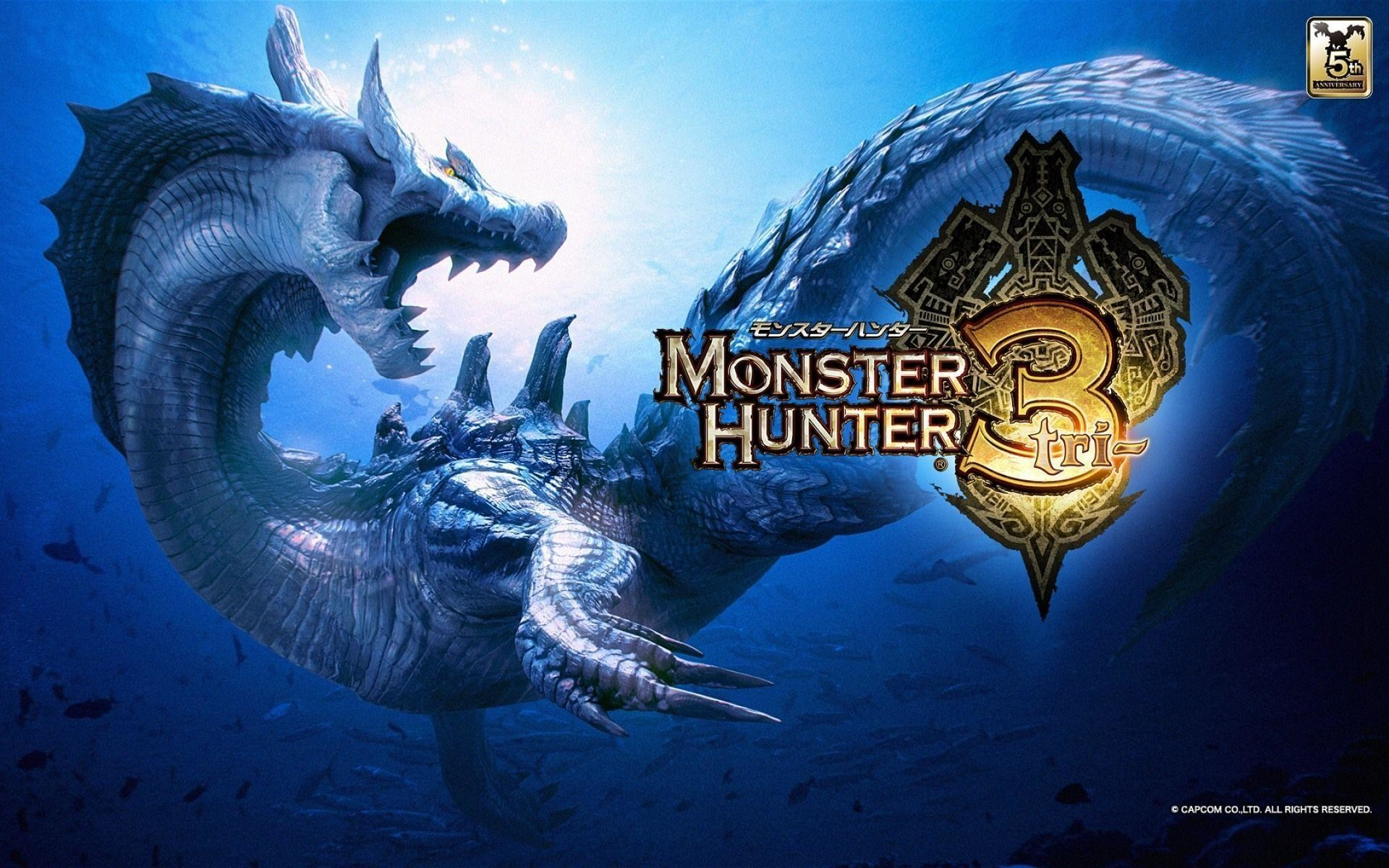 Monster Hunter Tri Wallpaper 67 images 1920x1200
