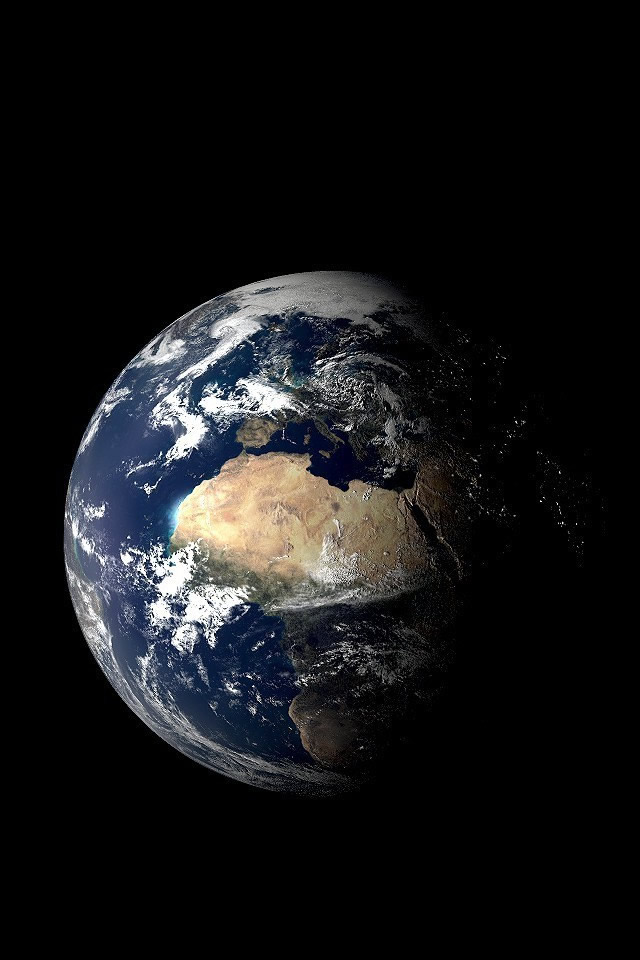 Original iphone earth wallpaper wallpapersafari - Middle earth iphone wallpaper ...