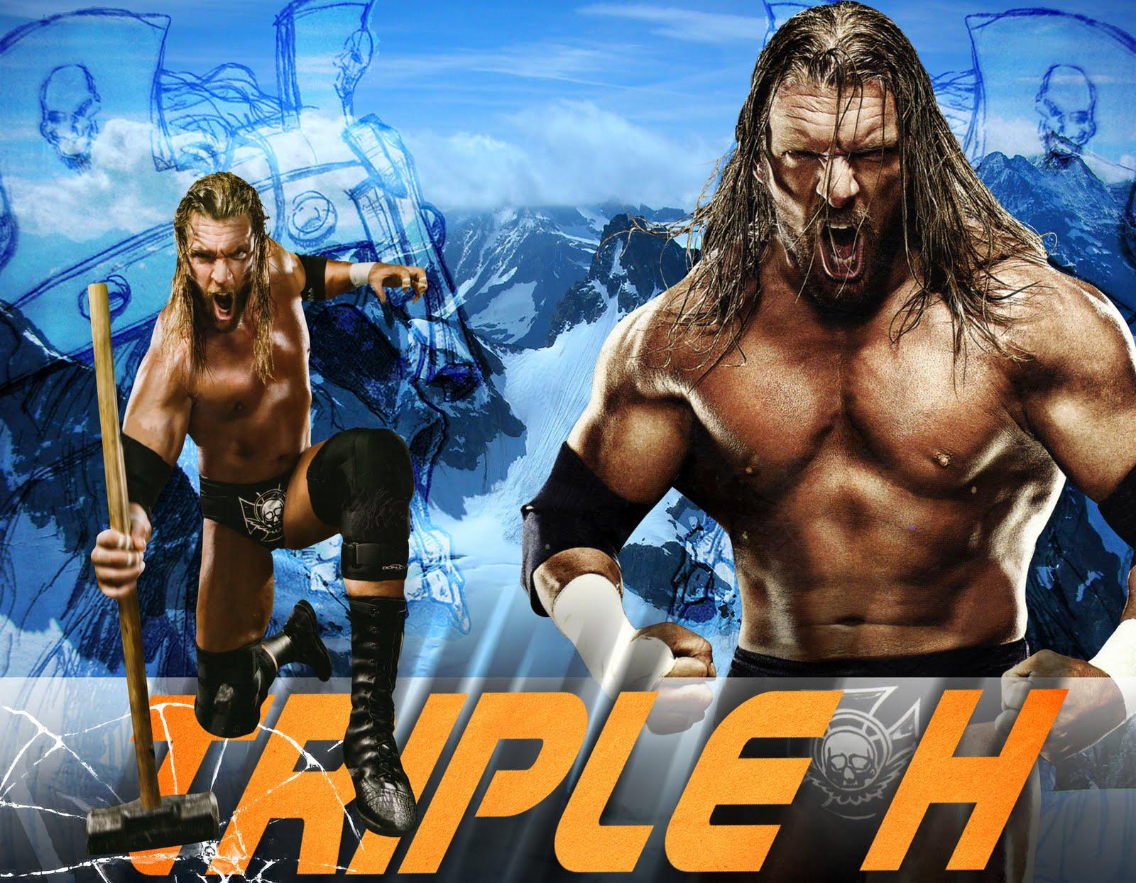 Triple H The King Of Kings wallpapers HHH Karthiks Blog 1600x1244