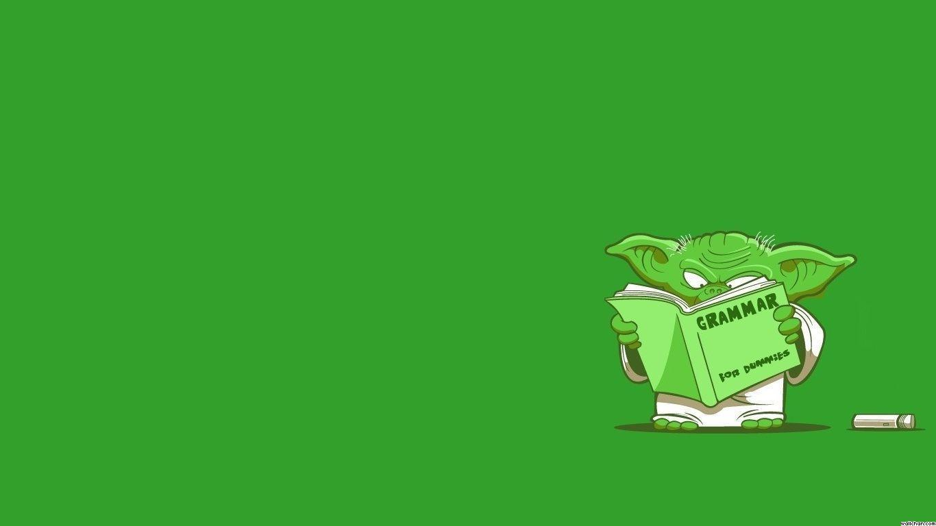 Funny Star Wars Wallpapers 1366x768