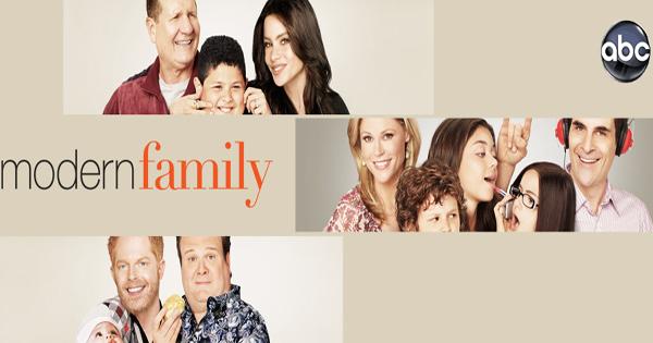 COOL WALLPAPERS modern family wallpaper 600x315