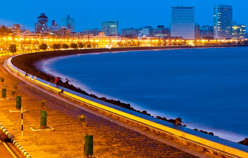 MARINE DRIVE   MUMBAI Photos Images and Wallpapers HD Images 1024x653