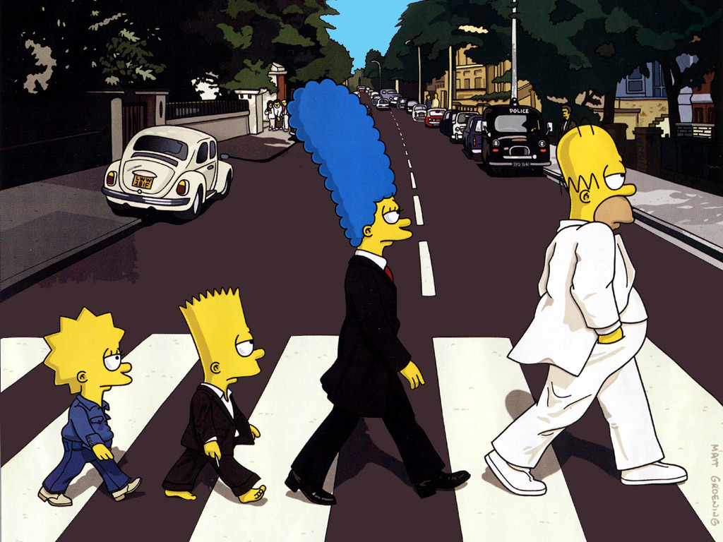 The Simpsons images Simpson wallpapers wallpaper photos 400490 1024x768