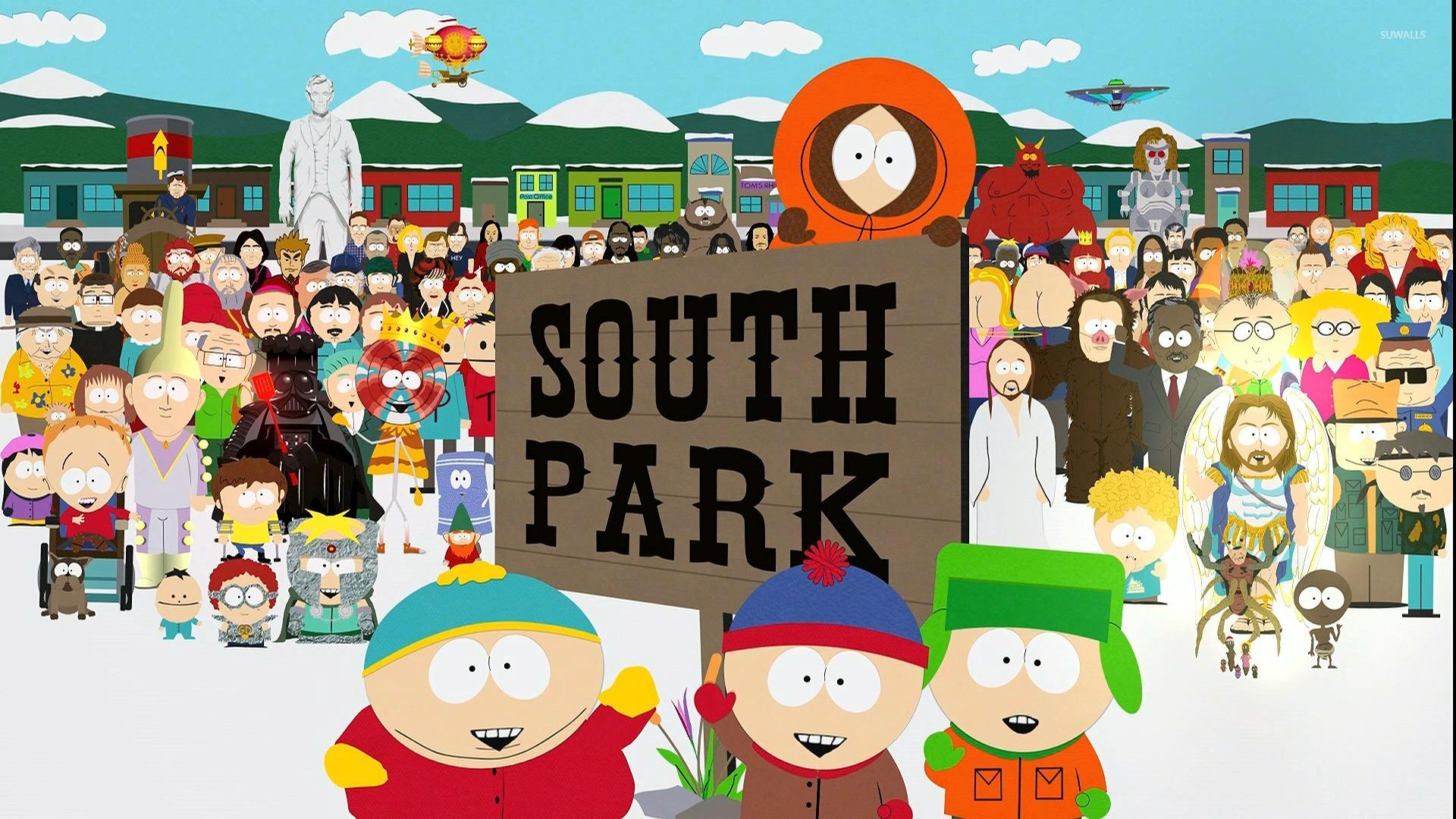 South Park wallpaper   Cartoon wallpapers   2332 1920x1080