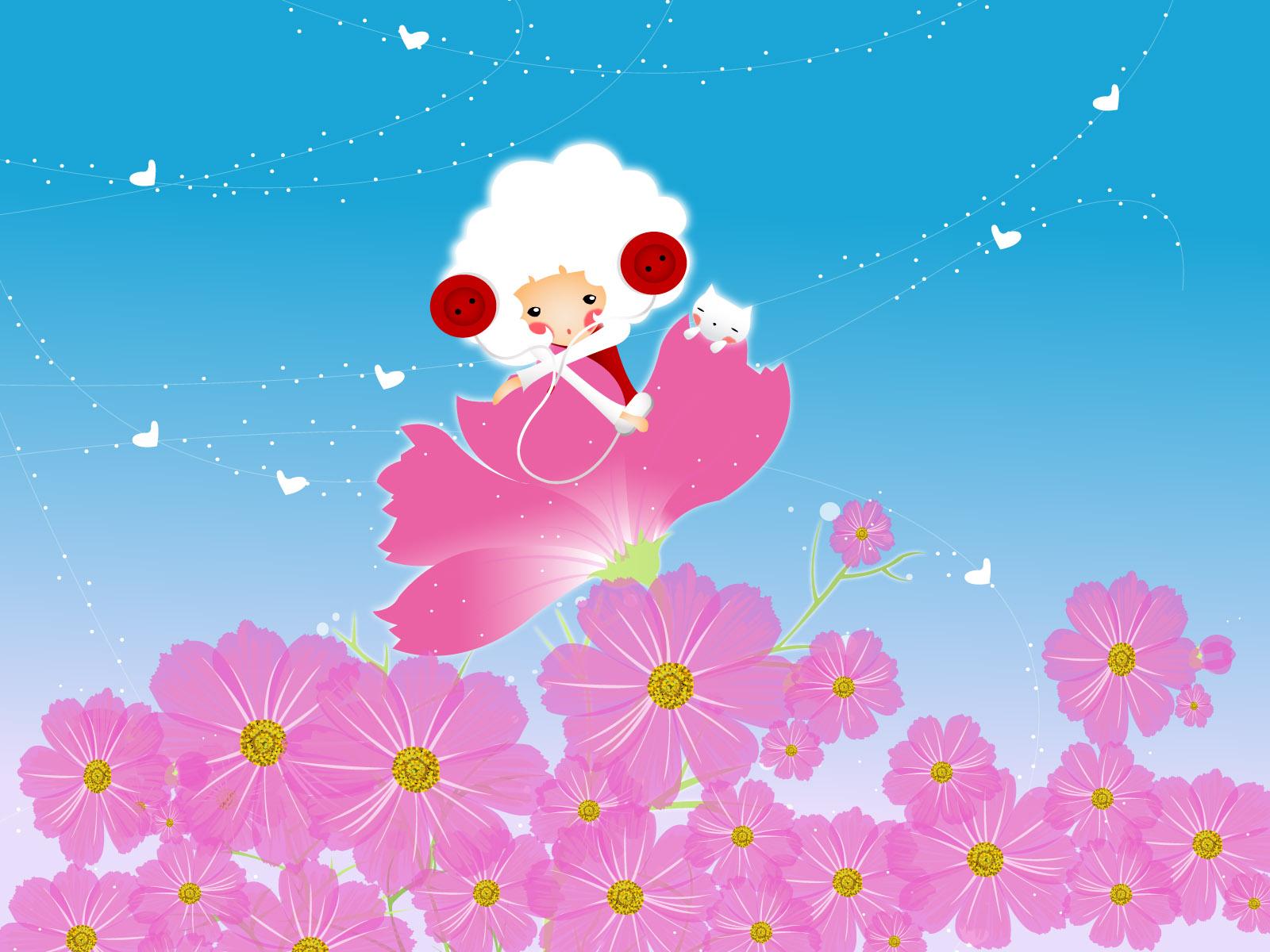 Spring Wallpapers Cute Spring Wallpaper 1600x1200