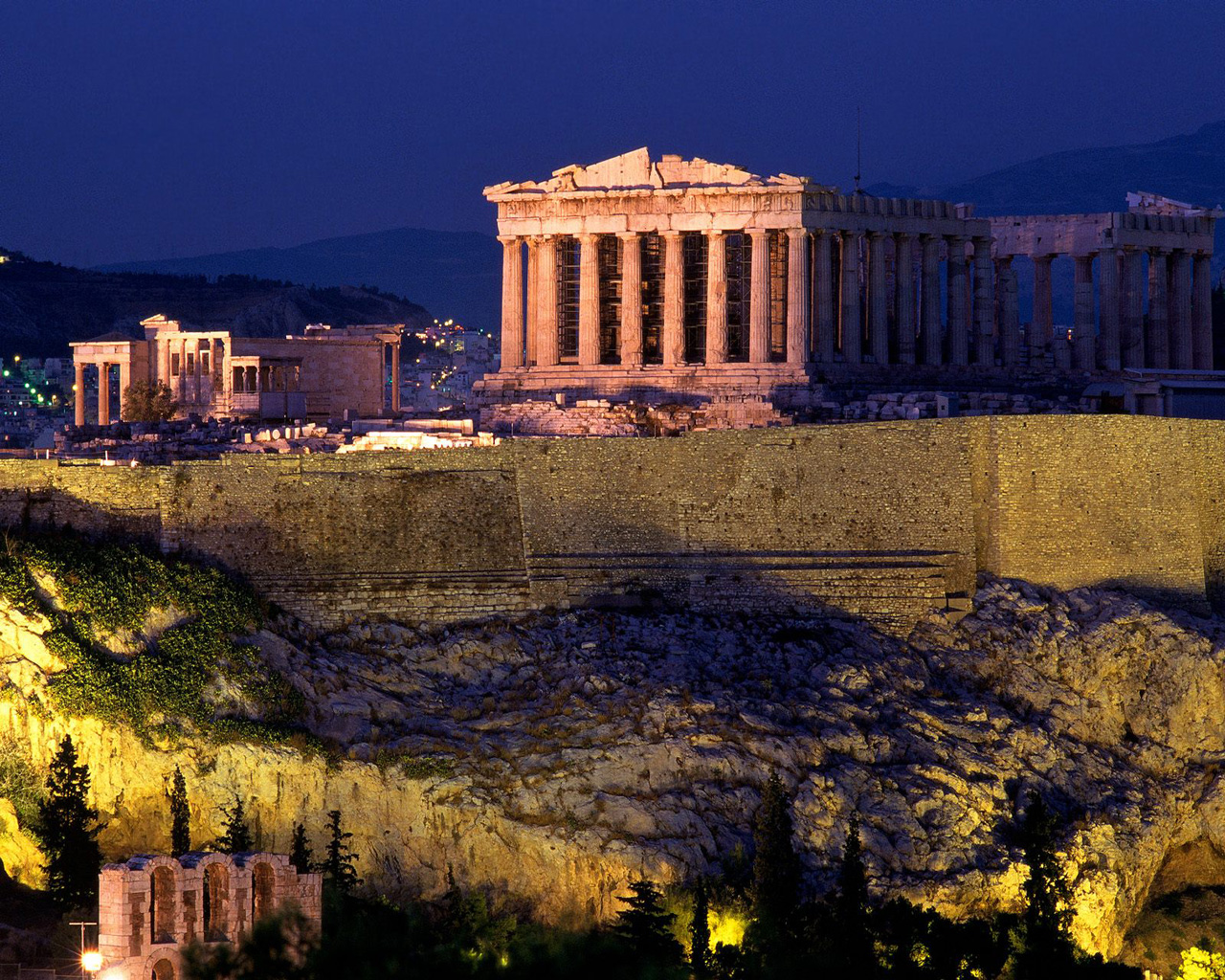 Download the Ancient Greece Wallpaper Ancient Greece 1280x1024