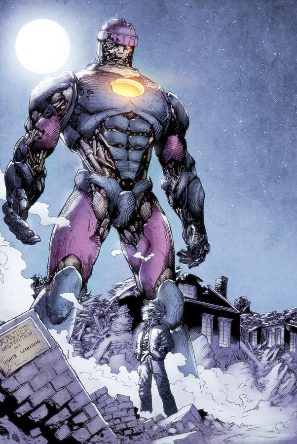History of the Sentinels Explained Who Are the X Men Foes   IGN 602x900