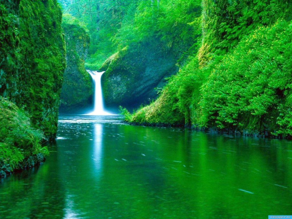 Nature free wallpaper, waterfall free wallpaper, #1030.