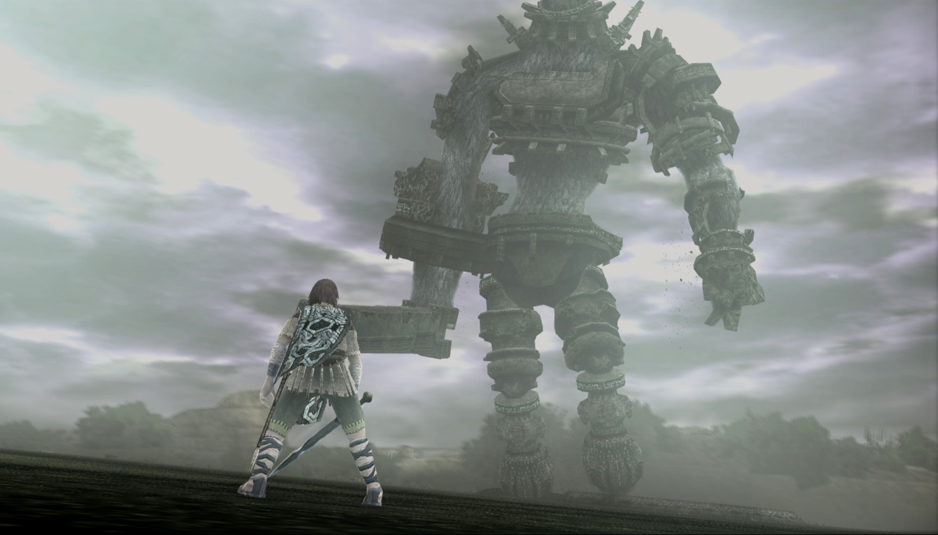 Free Download Shadow Of The Colossus Video Game Wallpapers