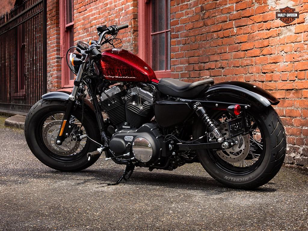 2015 Sportster Forty Eight 48 Peanut Tank Harley Davidson Guam 1024x768