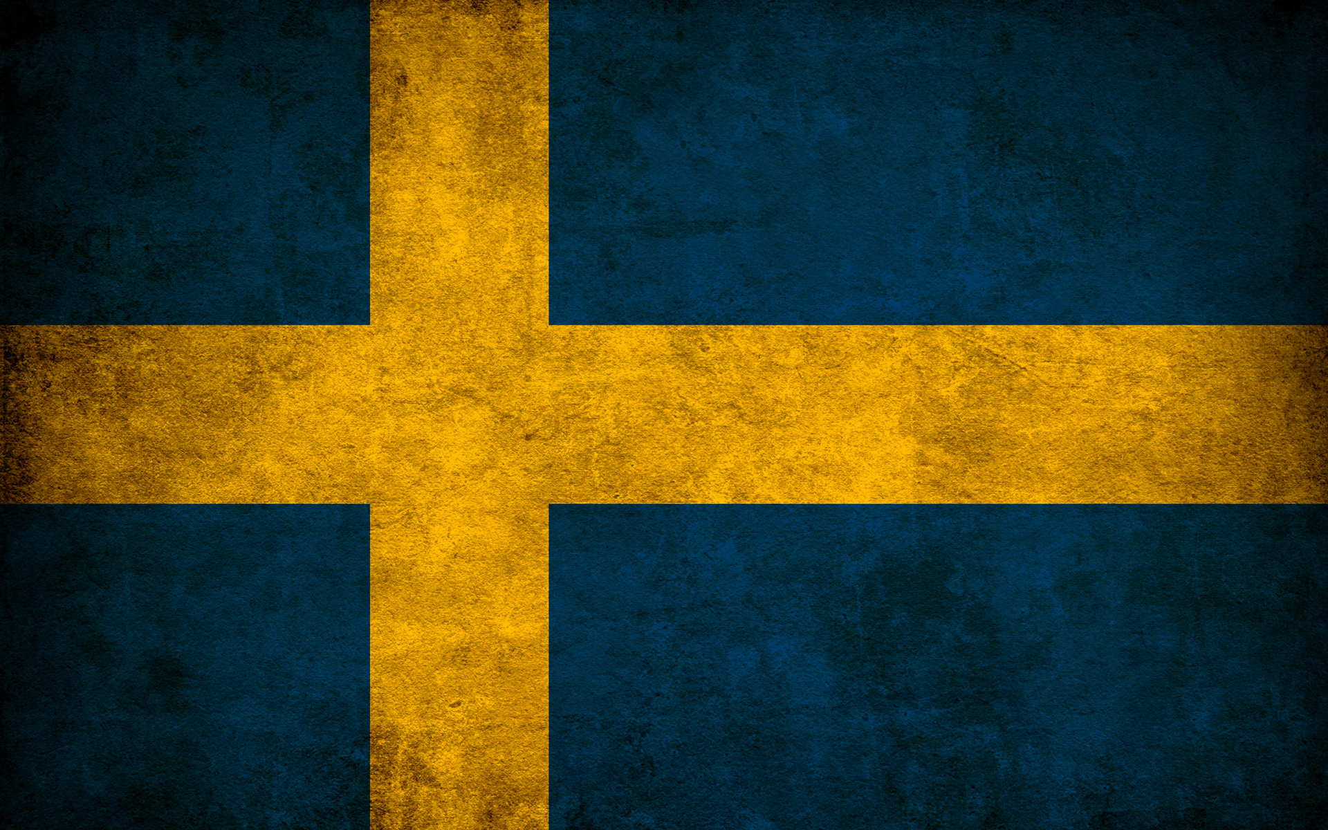 Sweden Flag HD Wallpaper Background Images 1920x1200