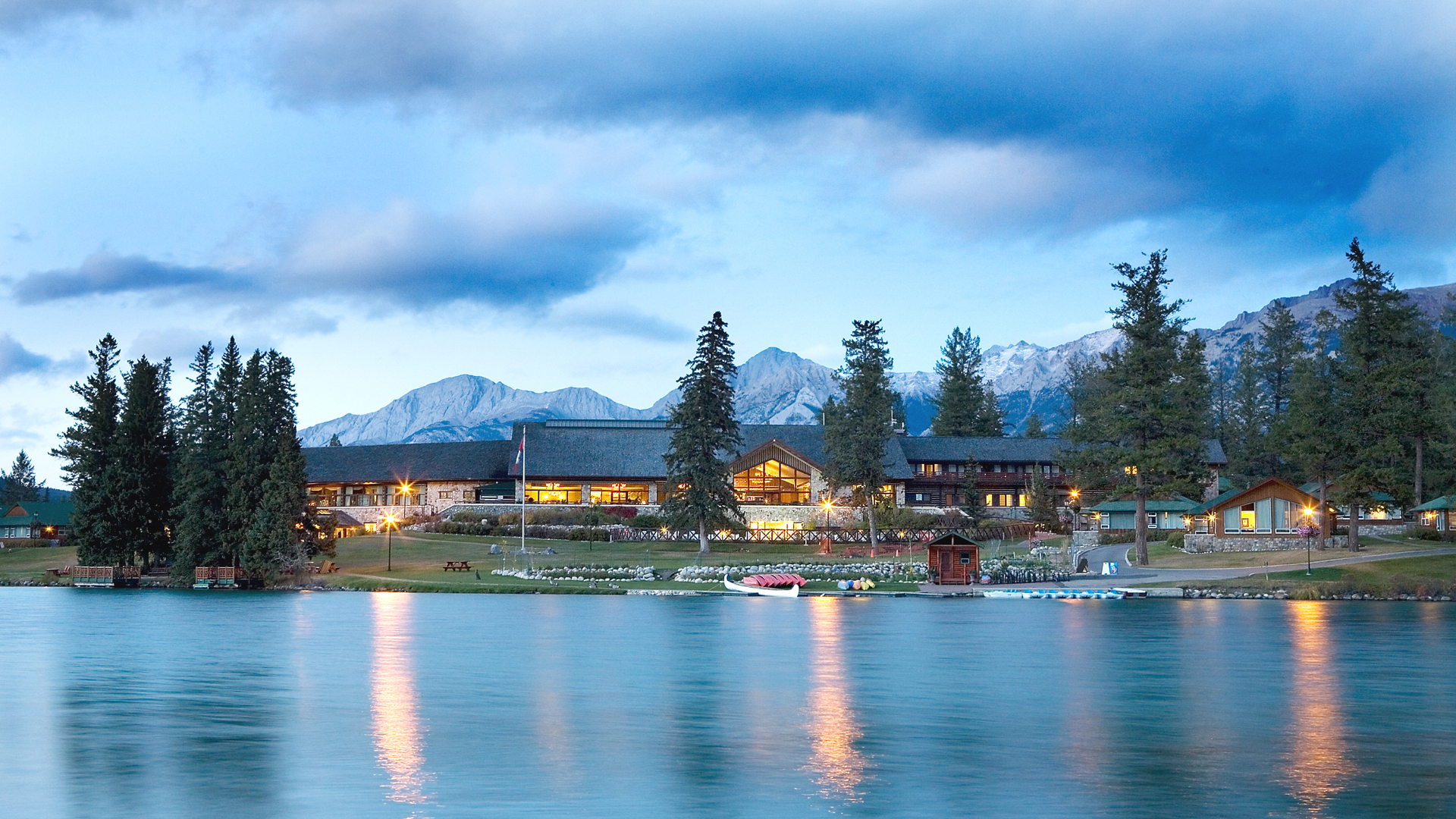 Natural Wonder Spa at The Fairmont Chateau Lake Louise Alberta 1920x1080