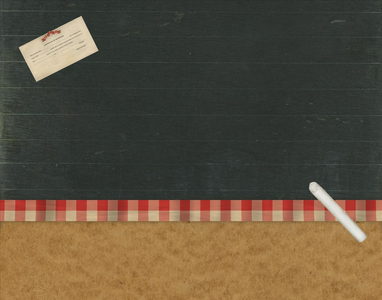 Vintage Schoolhouse Teacher Backgrounds For PowerPoint   Border 1280x1007