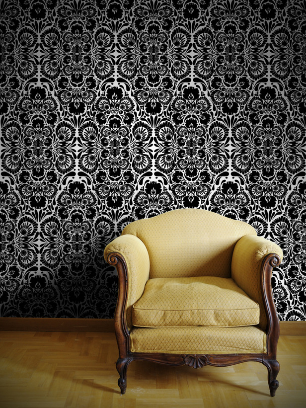 Contemporary Wallpaper Design Trends Interior Design Styles and 616x821