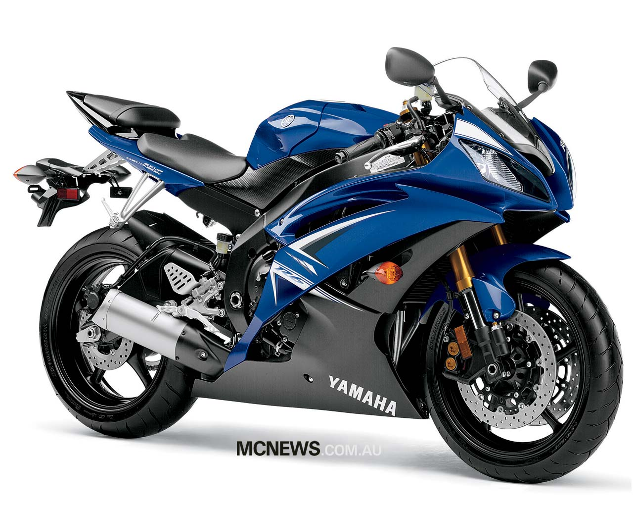 Shop Wallpaper Software Music Info Yamaha YZF R6 Wallpaper 1280x1024