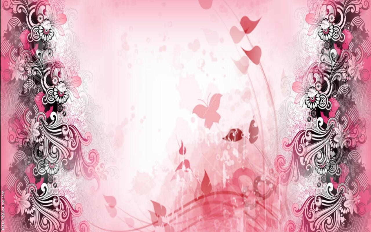 beautiful girly wallpaper wallpapersafari