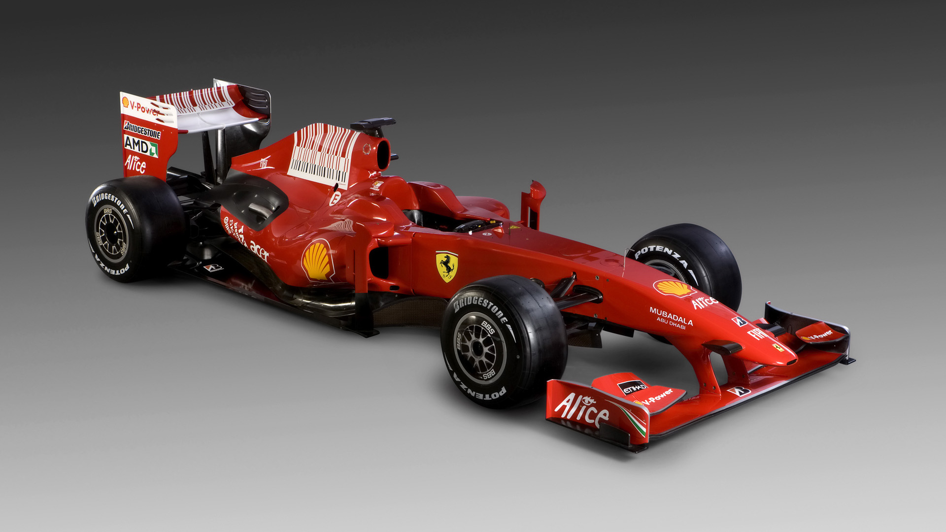 F1 Race Car Wallpaper 1920x1080