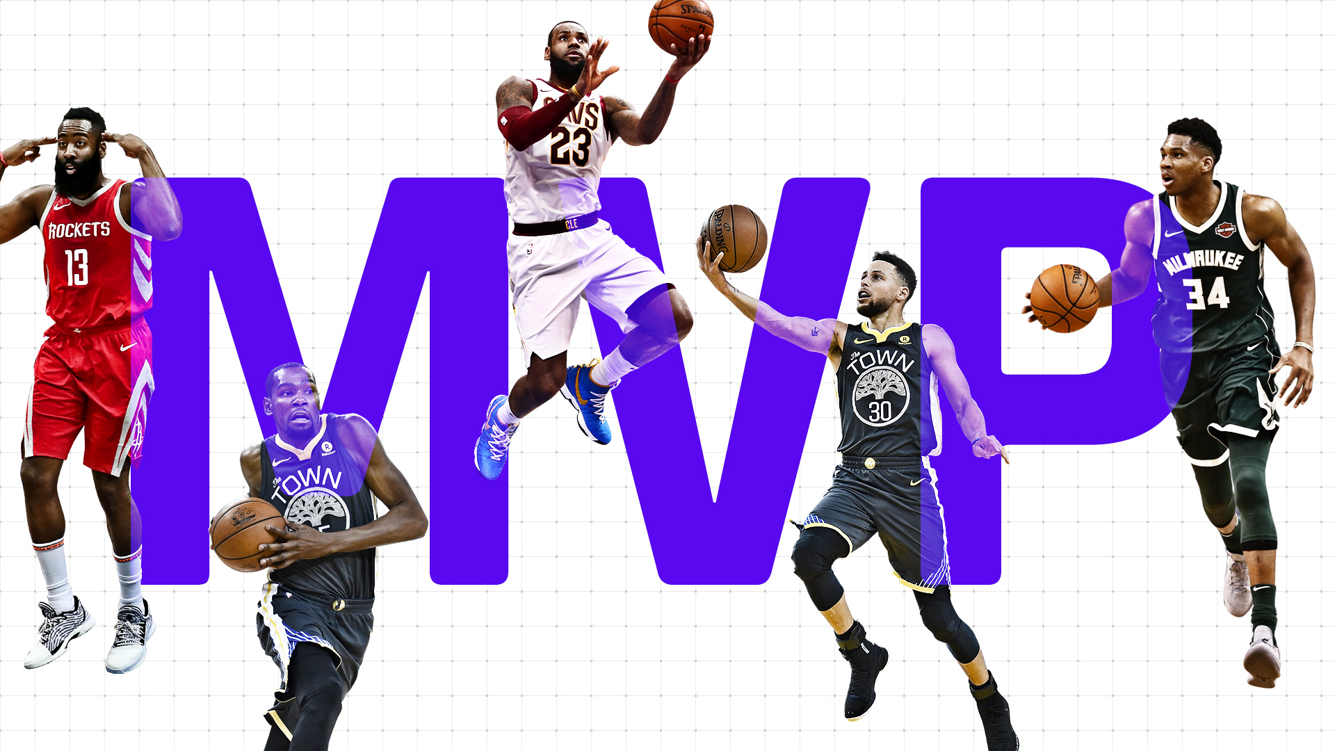 2018 NBA awards ballot How would playoff performances change MVP 1920x1080