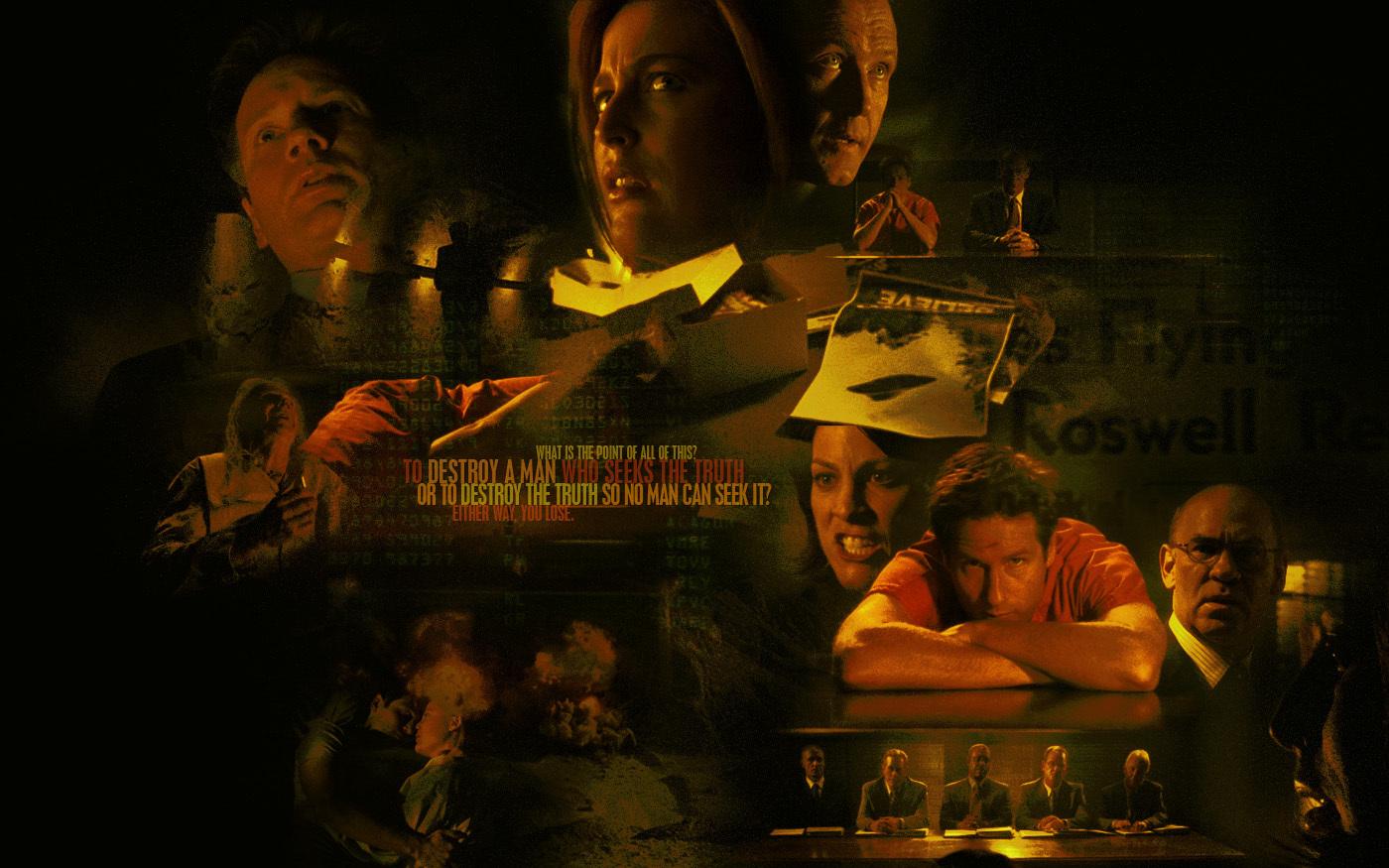 The X Files X Files 1400x875